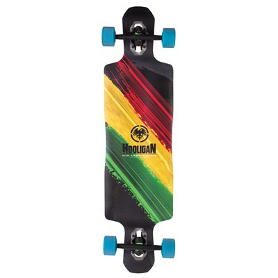 Never Summer Hooligan Longboard Complete