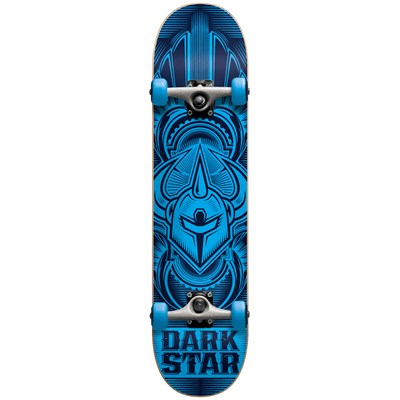 Darkstar Scour Youth Mini Skateboard Complete - Kid's
