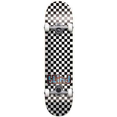 Blind Checkerboard 7.5 Skateboard Complete - Kid's