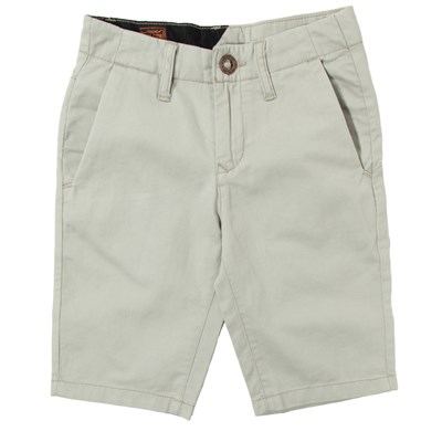 Volcom Faceted Shorts (Ages 8-14) - Boy's