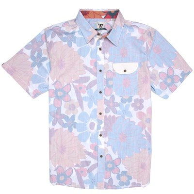 Vissla Edison Short-Sleeve Button-Down Shirt