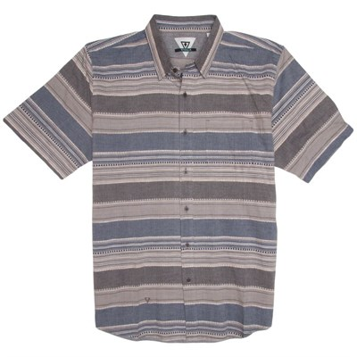 Vissla Swazi Short-Sleeve Button-Down Shirt