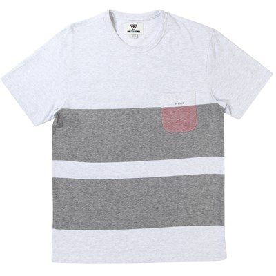 Vissla Shorefast Crew Pocket T-Shirt