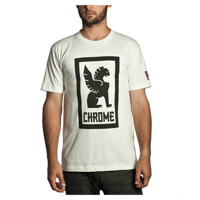 Chrome Large Lock T-Shirt