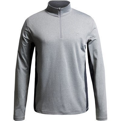 Orage Eco Dry Zip Baselayer Top