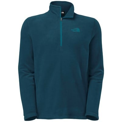 The North Face TKA 100 Glacier 1/4 Zip Top
