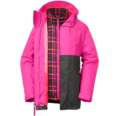 The North Face Zoe Triclimate Jacket - Girl's