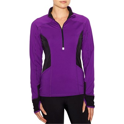 Lucy I Run This Half Zip - Women's