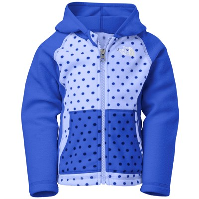 The North Face Glacier Full Zip Hoodie - Toddler - Girl's