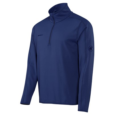Mammut Snow Zip Longsleeve Top