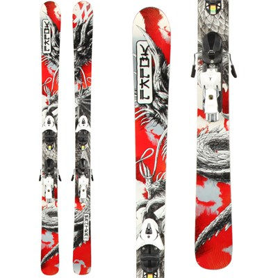 Volkl Mantra Skis + Atomic XT 12 Demo Bindings - Used 2013