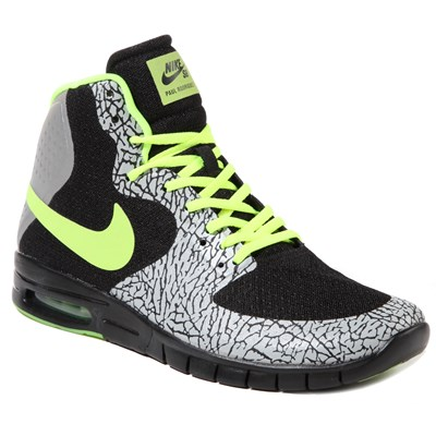 Nike SB Paul Rodriguez Hyperfuse Max P Shoes
