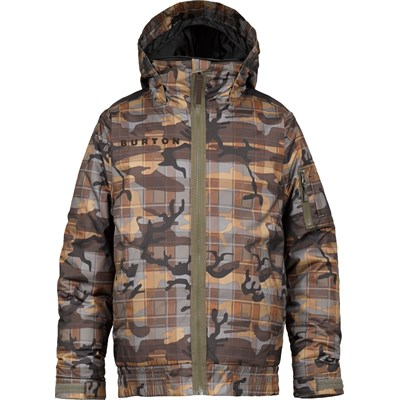 Burton Raider Jacket - Boy's