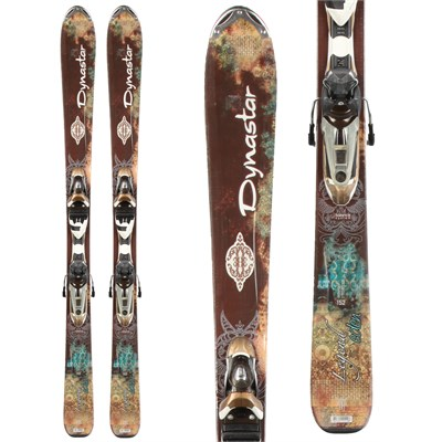 Dynastar Legend Eden Skis + NX 11 Fluid Demo Bindings - Used - Women's 2012