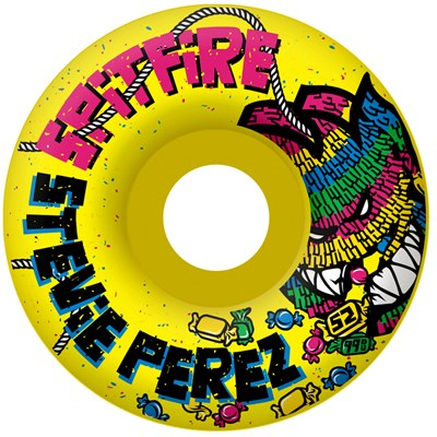 Spitfire Perez Smash N Grab Mashup Skateboard Wheels