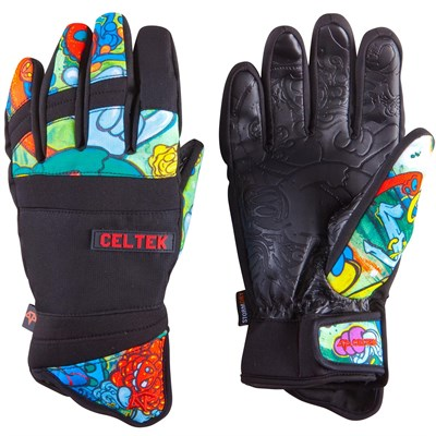 Celtek Faded Gloves