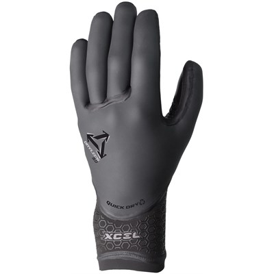 XCEL Drylock 3mm 5-Finger Gloves