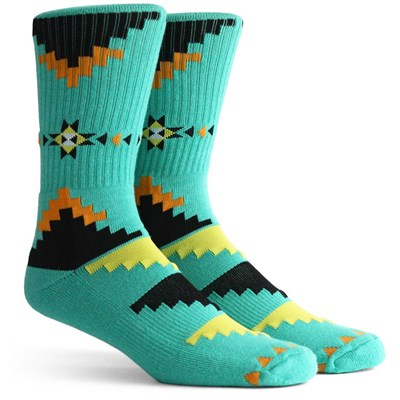 Richer Poorer Watcher Socks