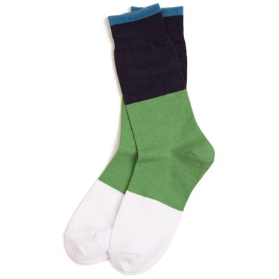 Richer Poorer Badlands Socks