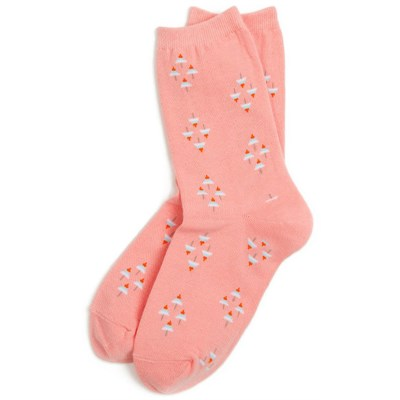 Richer Poorer Treehouse Socks - Women's