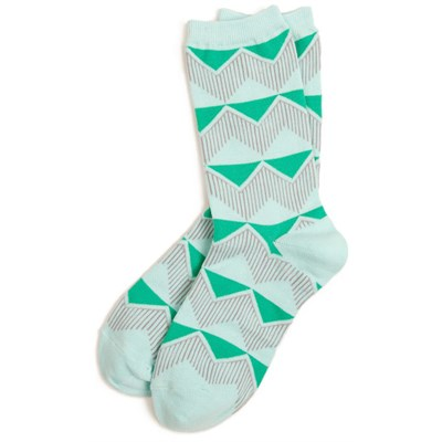 Richer Poorer Parlor Socks - Women's