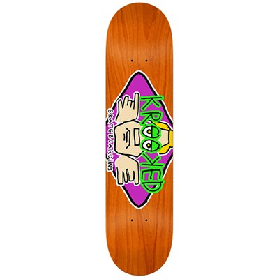 Krooked Arketype Skateboard Deck