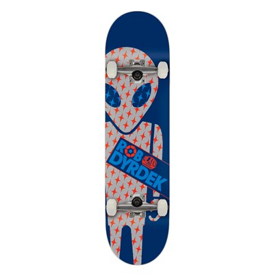 Alien Workshop Dyrdek Soldier 7.75 Skateboard Complete