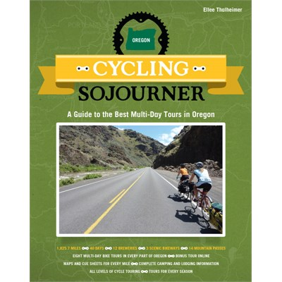 Into Action Publications Cycling Sojourner: Oregon