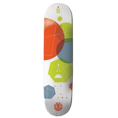 Element Circular Twig 7.75 Skateboard Deck