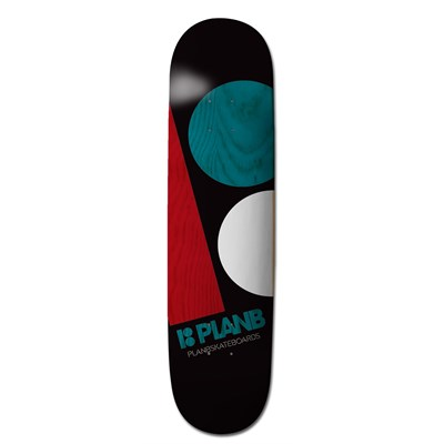 Plan B Team Massive 8.3 Skateboard Deck