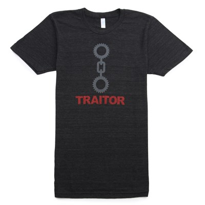 Traitor Silhouette T-Shirt
