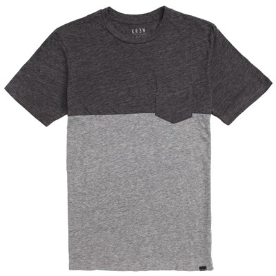 Kr3w Color Block Pocket T-Shirt