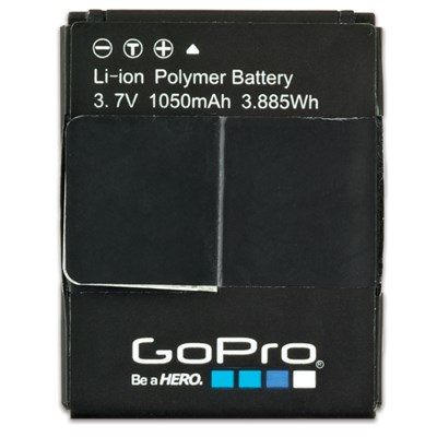 GoPro Hero3+ & Hero3 Rechargable Battery
