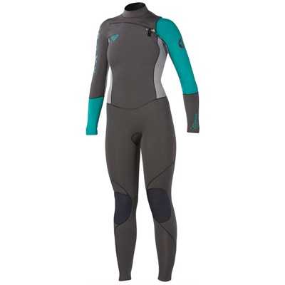 Roxy Cypher 4/3 Chest Zip Wetsuit - Women's