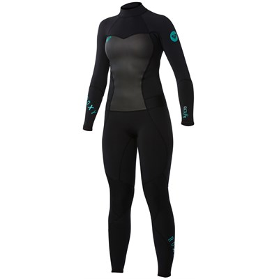 Roxy Syncro 3/2 Back Zip Flat Lock Wetsuit - Women's