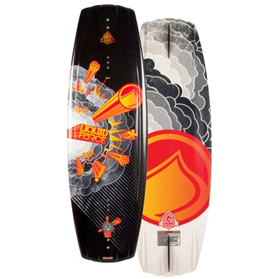 Liquid Force Fury Grind Wakeboard - Blem - Boy's 2014