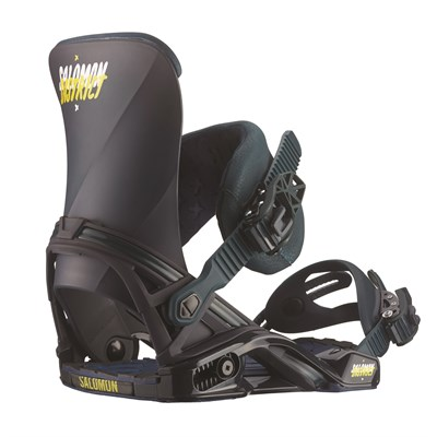 Salomon District Snowboard Bindings 2015