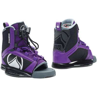 Liquid Force Plush Wakeboard Bindings - Women's 2015