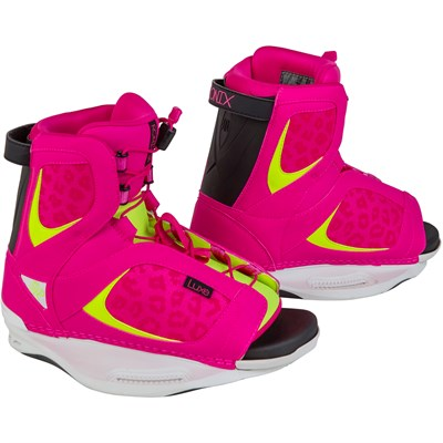 Ronix Luxe Wakeboard Bindings - Women's 2015