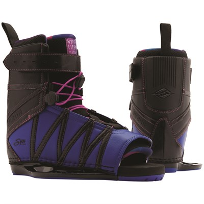 Hyperlite Syn Wakeboard Bindings - Women's 2015