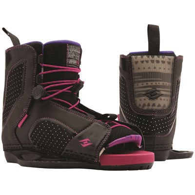 Hyperlite Jinx Wakeboard Bindings - Women's 2015