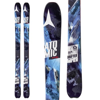 Atomic Drifter Skis 2015