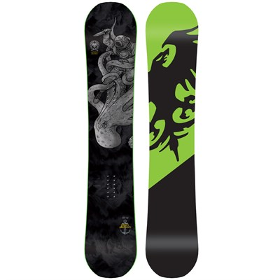 Never Summer Evo 4.0 Snowboard 2016