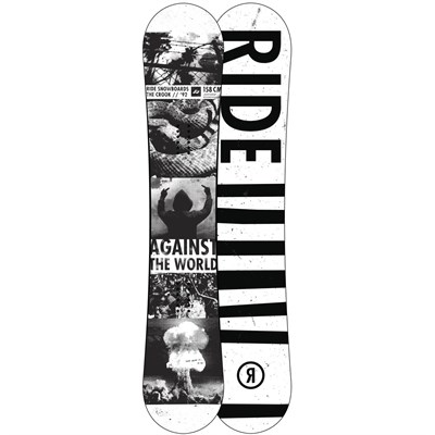 Ride Crook Snowboard 2016