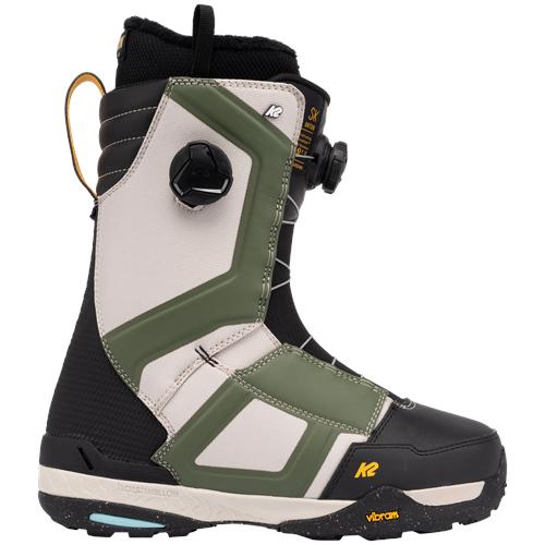 The best 2022 men's snowboard boots