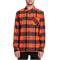 Volcom Neo Glitch Long-Sleeve Flannel Shirt