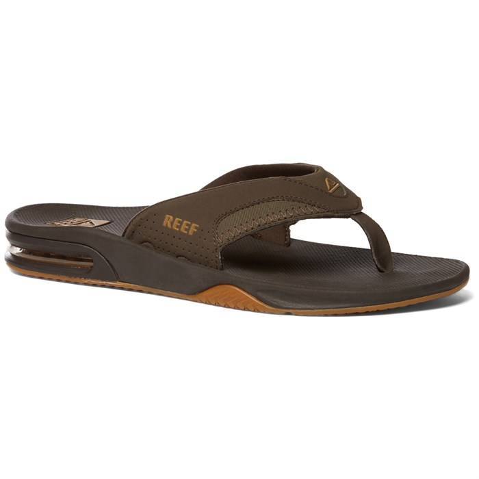 favorable price best loved many fashionable Reef Fanning Sandals