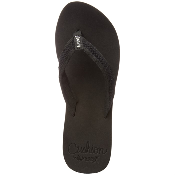 Reef Braided Cushion Flip Flops Women S
