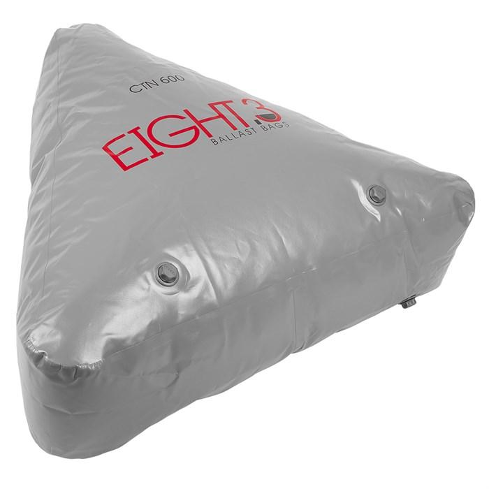 Eight.3 - Plug 'n Play Triangle CTN 600 lbs Bow Ballast Bag