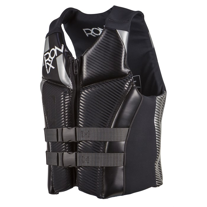 Ronix - Covert Front Zip CGA Wakeboard Vest 2016